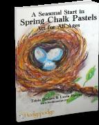 A Seasonal Start in Spring Chalk Pastels