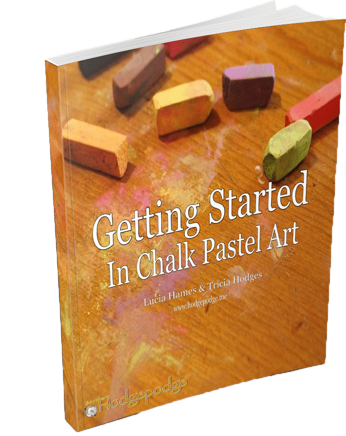 Getting Started in Chalk Pastel Art-trans