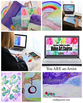 Spring Video Art Course for All Ages