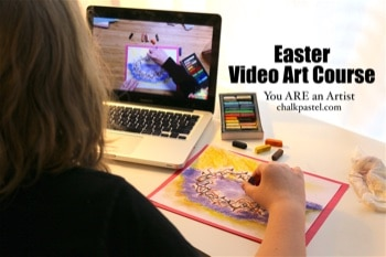 Easter Video Art Course for All Ages