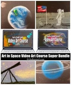Art in Space Video Art Course Super Bundle