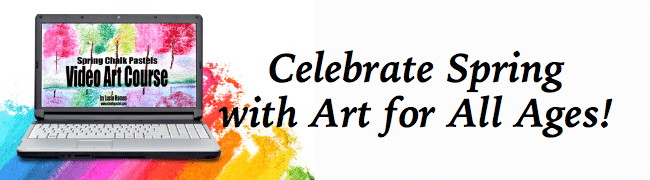Celebrate Spring with Art for All Ages