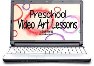 Preschool Video Art Lessons 350x247