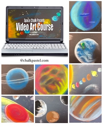 Solar System Video Art Course