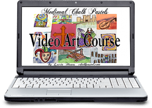 Medieval Video Art Course for All Ages