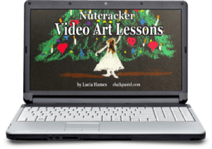 Celebrate the Christmas season and enjoy the famous ballet with these Nutcracker video art lessons. Invite a Master Artist to teach the joy of art!