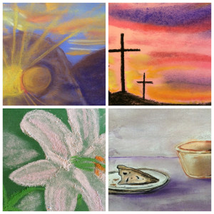 Easter Art Tutorials for All Ages