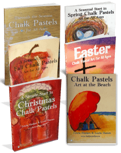 Chalk Pastel Art Through the Seasons Bundle - You ARE an Artist