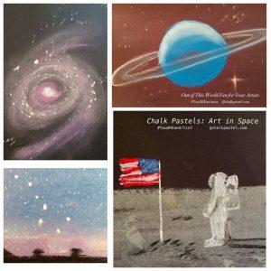 Space Art Samples