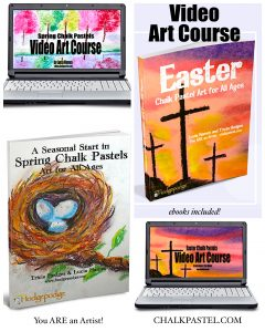 Spring and Easter Video Art Course for All Ages