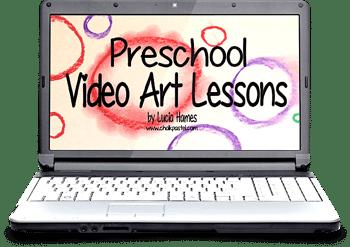 Preschool Video Art Lessons