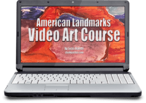 American Landmarks Video Art Course 350x247