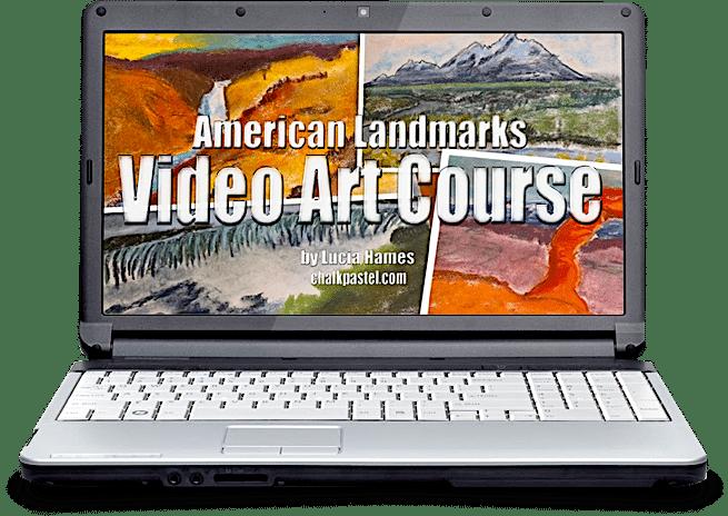 American Landmarks Video Art Course
