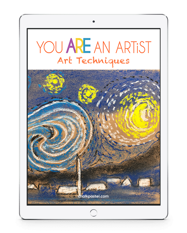 With this Chalk Pastel Art Techniques Video Art Course you can learn how very versatile chalk pastels are! A tour of techniques with Master Artists.