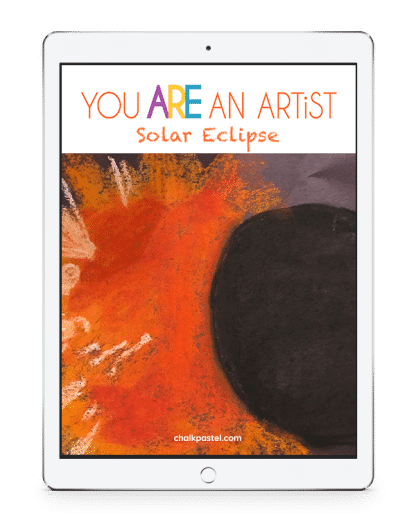 Solar Eclipse Video Art Lessons are for beginning or continuing art lessons in the chalk pastel medium. Celebrate the solar eclipse with art!