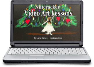 Celebrate the Christmas season and enjoy the famous ballet with these Nutcracker video art lessons.Invite a Master Artist to teach the joy of art!