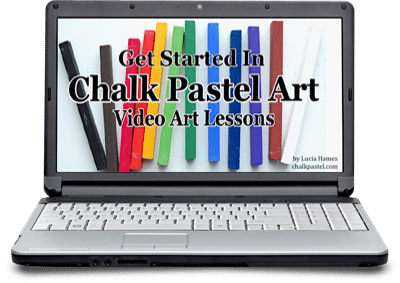 Get Started in Chalk Pastel Art Video Art Lessons