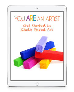 Why chalk pastels? Wondered how in the world to get started in art? Our free Get Started in Chalk Pastel Art video art lessons will show you how!