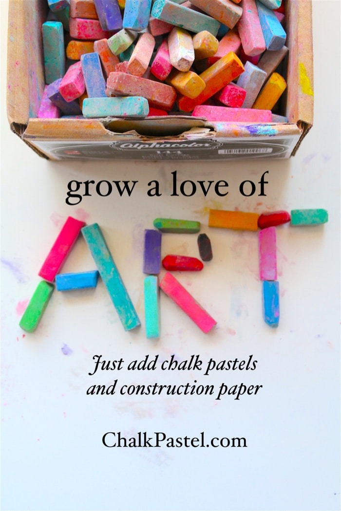 Grow a Love of Art