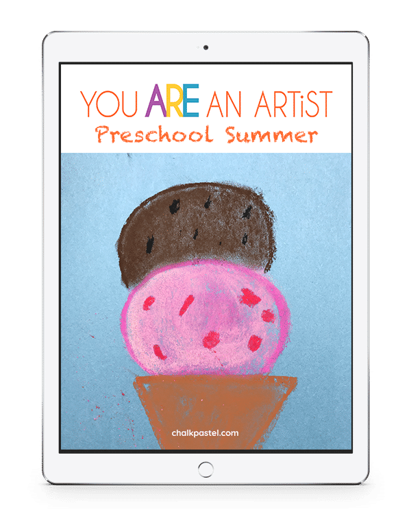 Hooray for summer! Invite a Master Artist to teach the joy of art to your preschoolers with these preschool summer video art lessons.