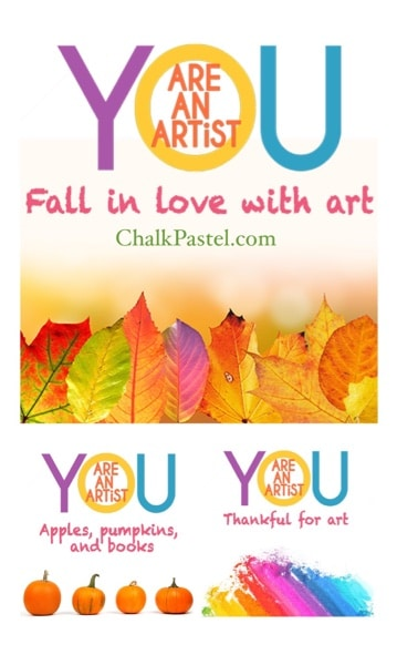 Fall in Love with Art - You ARE an Artist Clubhouse