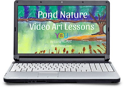 Pond Nature Video Art Lessons - Nature Study for Beginners: 33 Easy Ideas to Help You Get Started