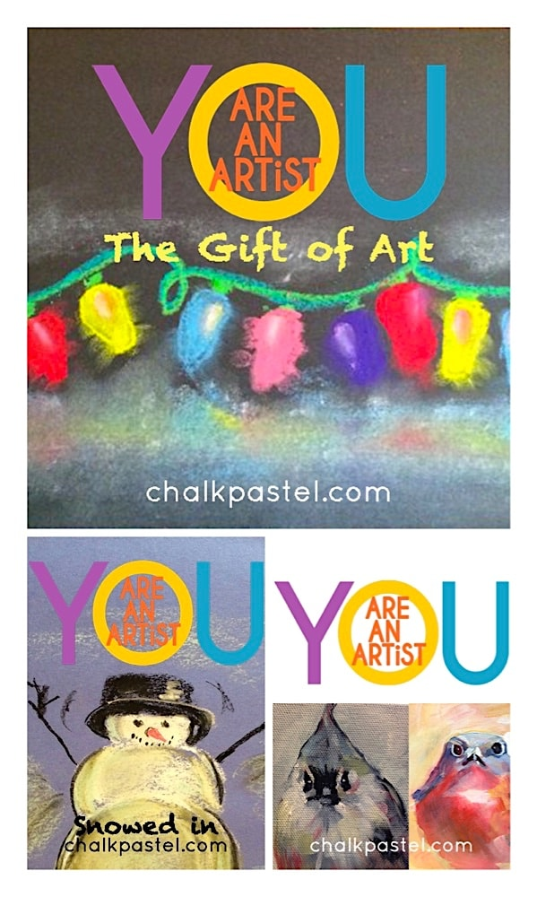You ARE an Artist Clubhouse Creativity Central!