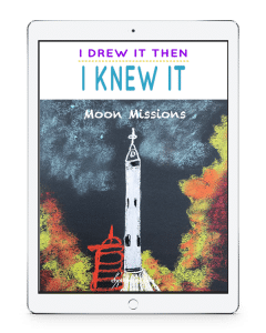 Moon Missions Video Art Course! It's almost lift off! Are you celebrating the big space anniversary? With these art lessons, artists head to the moon, plant a flag, leave some footprints and take an amazing journey.
