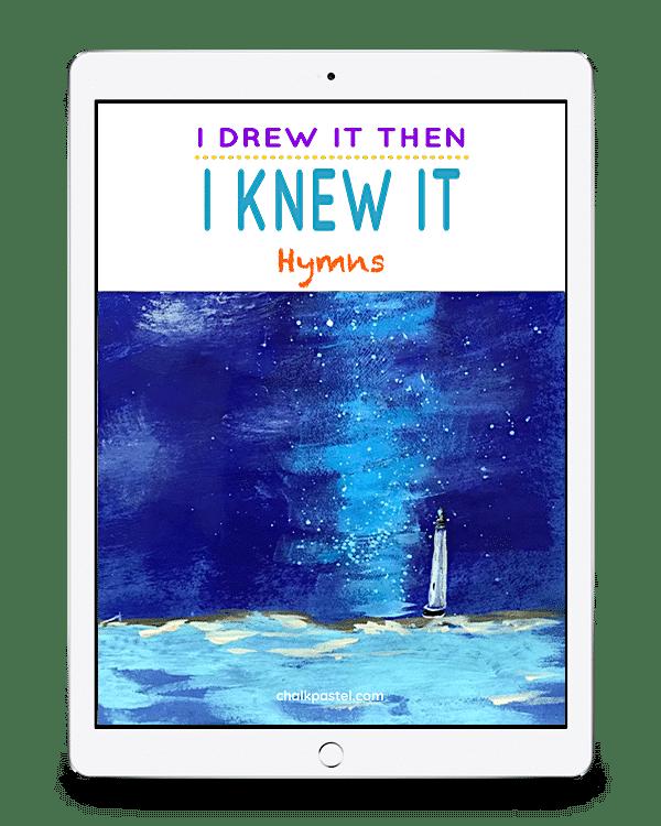 I Drew It Then I Knew It Hymns