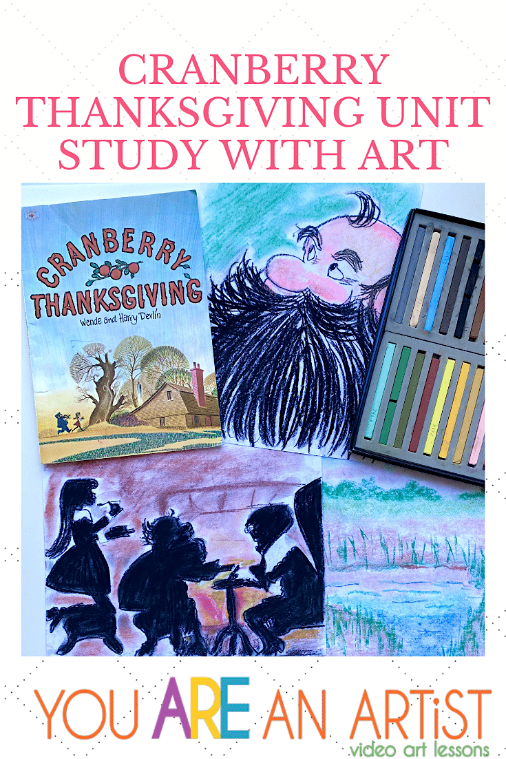 Cranberry Thanksgiving Unit Study with Art