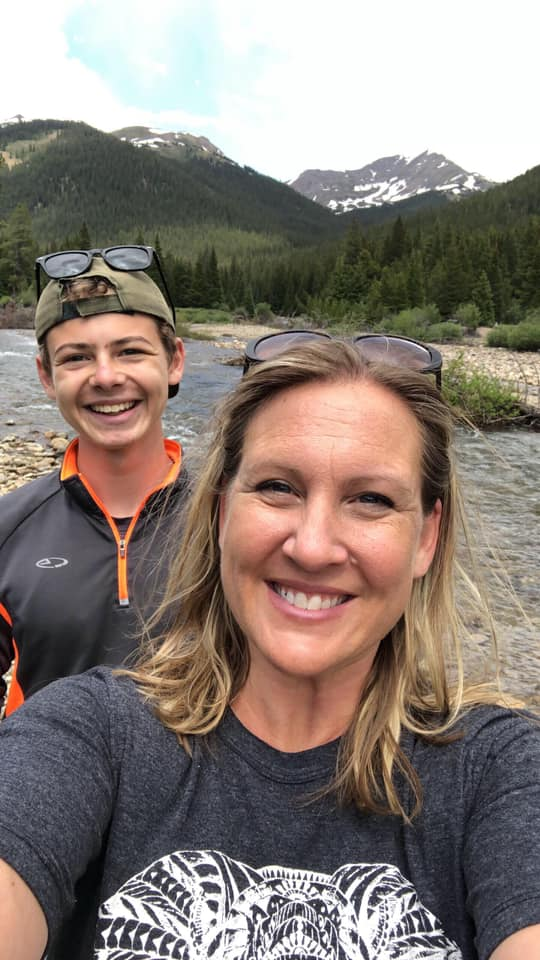 Stef Layton started homeschooling her boys in 2008. She spends most days hiking, bird watching, and picking Colorado wild flowers. @LaytonAdventures. Jake Layton is a high school senior. He likes to sketch, play guitar, and do parkour. Together they run JTL Sketches in Highlands Ranch, Colorado.