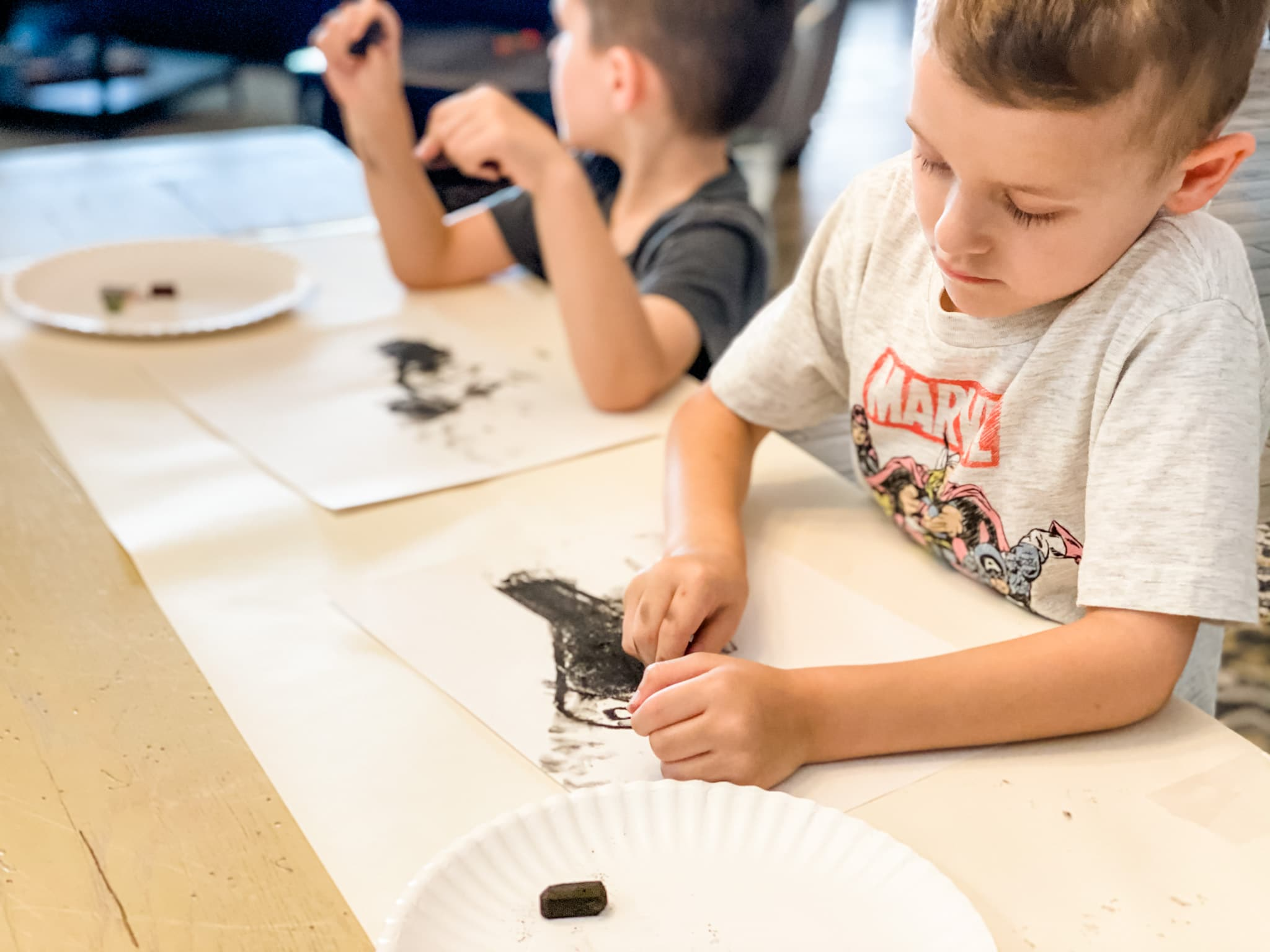 Art is not only fun, but it is inexpensive fun. When you invest in a membership with You Are An Artist, your whole family can enjoy it! So basically, you can buy one membership, and kids ages 0-99 can all enjoy!