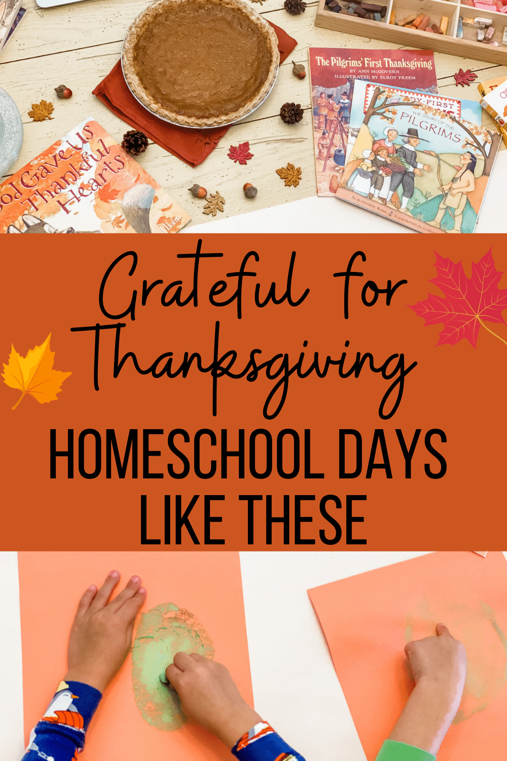 Thanksgiving Homeschool