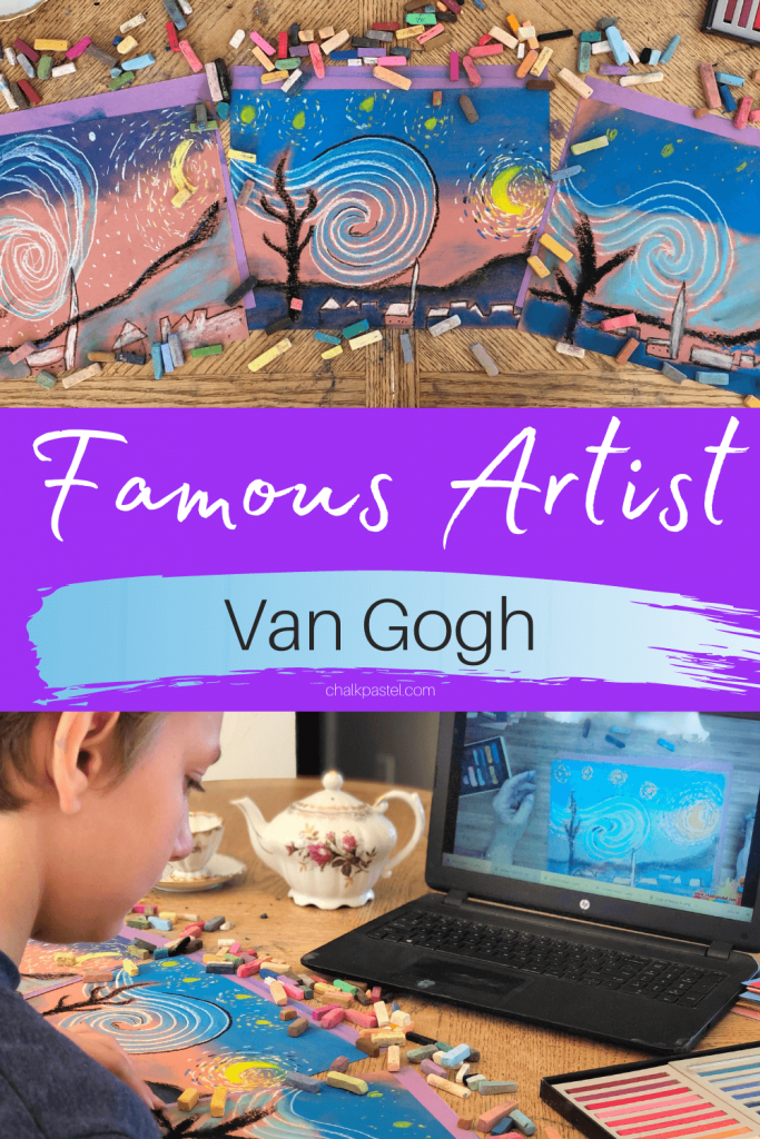 "Famous Artist Vincent Van Gogh is one of the most gifted artists that ever lived. Nana chats about Van Gogh's iconic ""Starry Night."""