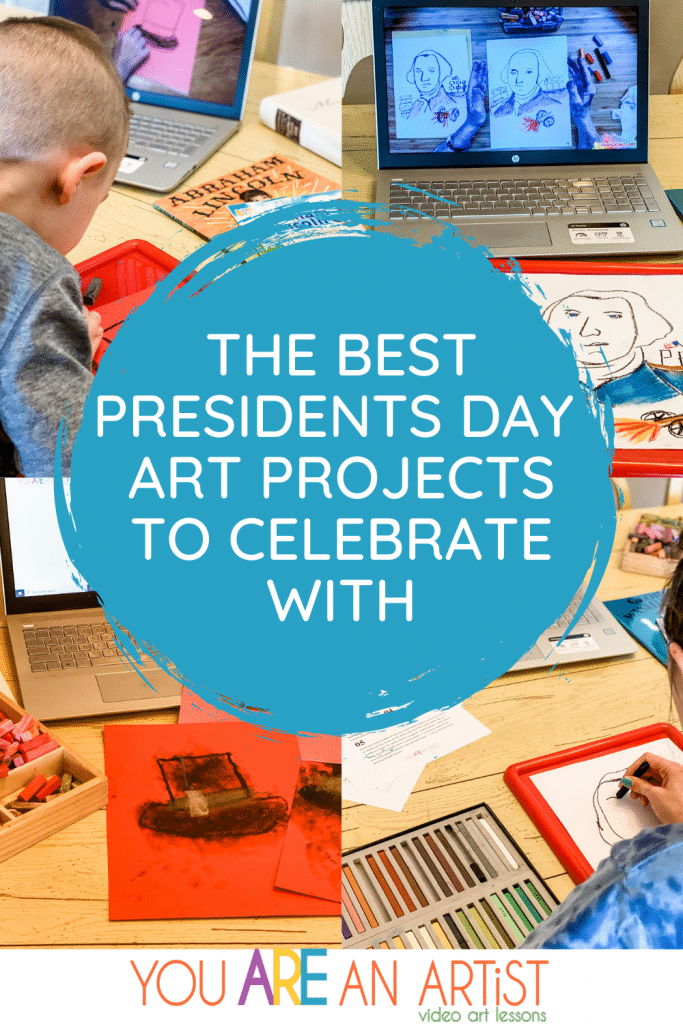 Presidents Day Art Projects