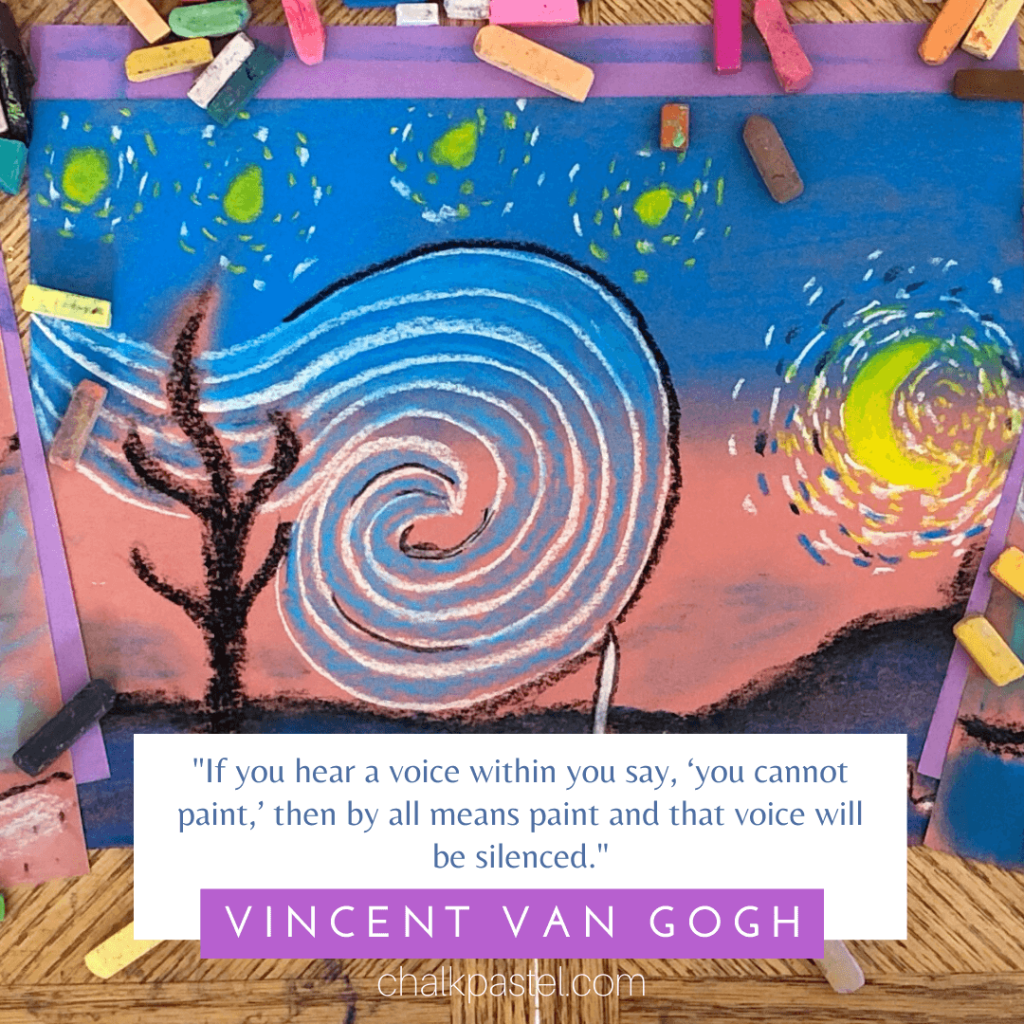 Learn about Vincent Van Gogh in The Ultimate Guide to Virtual Art Museum Field Trips