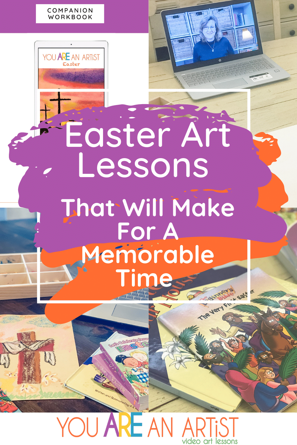Easter Art Lessons That Will Make For A Memorable Time