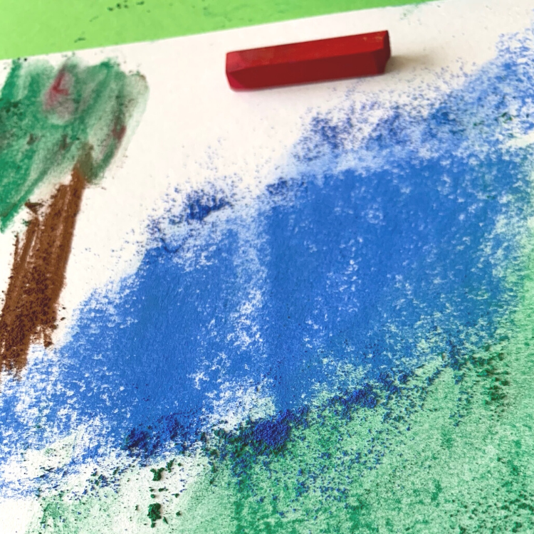 Homeschool Art For The Child Who Hates The Mess