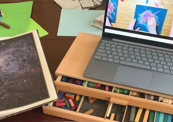 integrated art for your homeschool