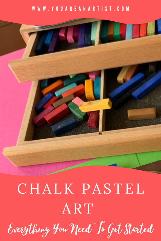 Chalk Pastel Art: Everything You Need To Get Started