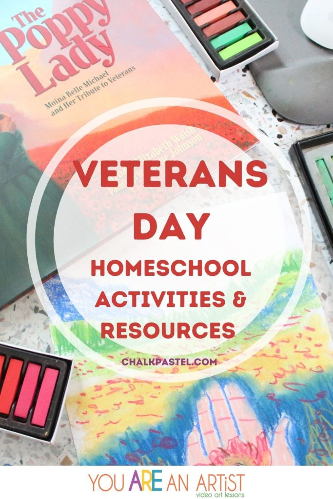 With these intentional Veterans Day homeschool activities, lessons and ideas, a homeschool study can be a day rich with remembrance and thanksgiving.