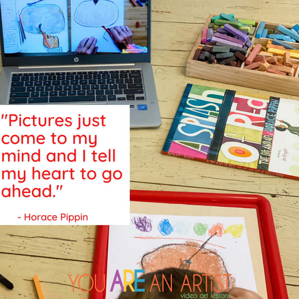Horace Pippin Quote