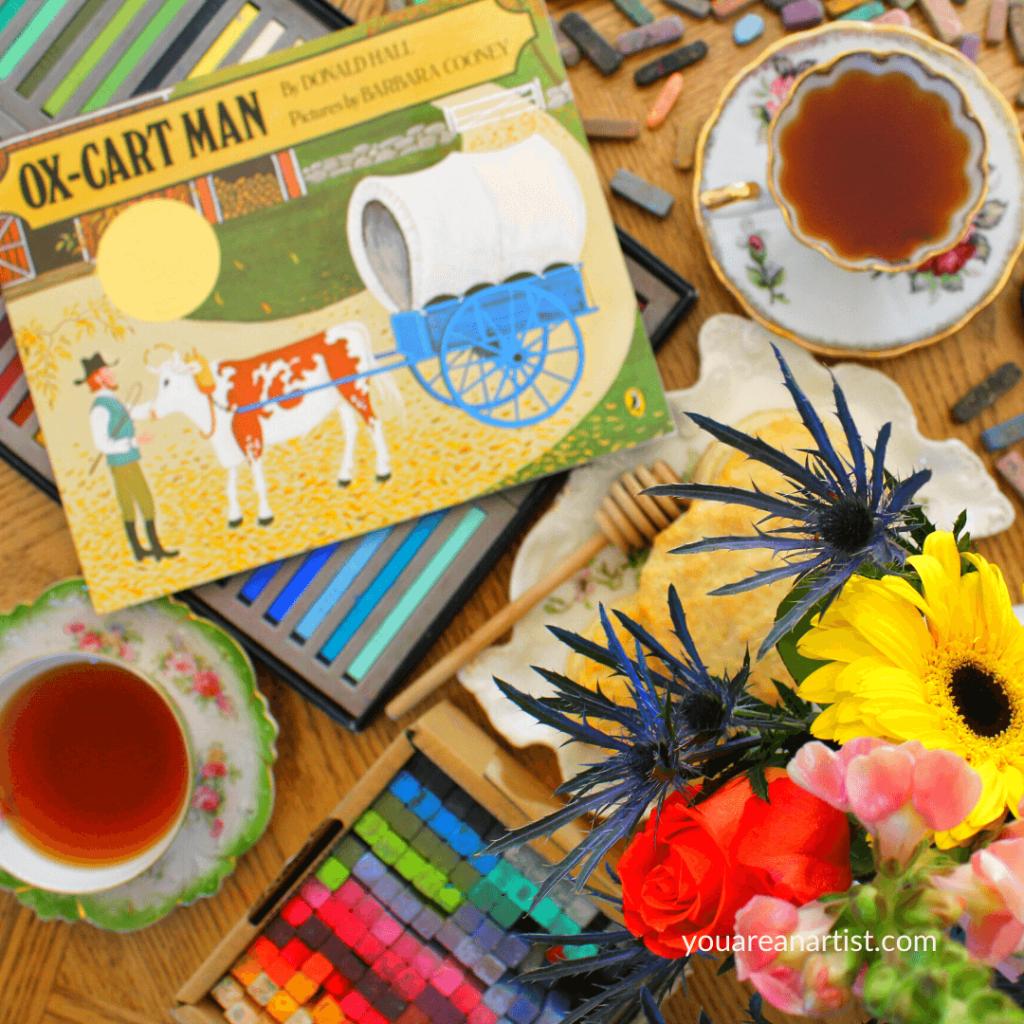 Ox-Cart Man Activities For Your Homeschool