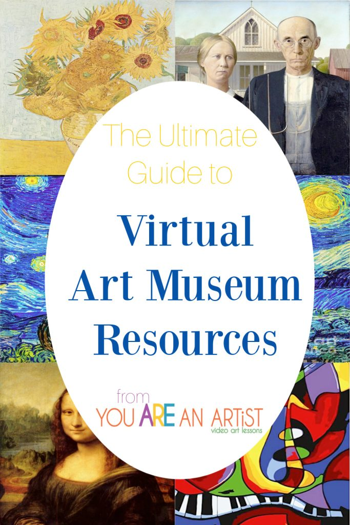The Ultimate Guide to Virtual Art Museum Field Trips is your extensive guide to why, how, and where to find virtual art museum resources.